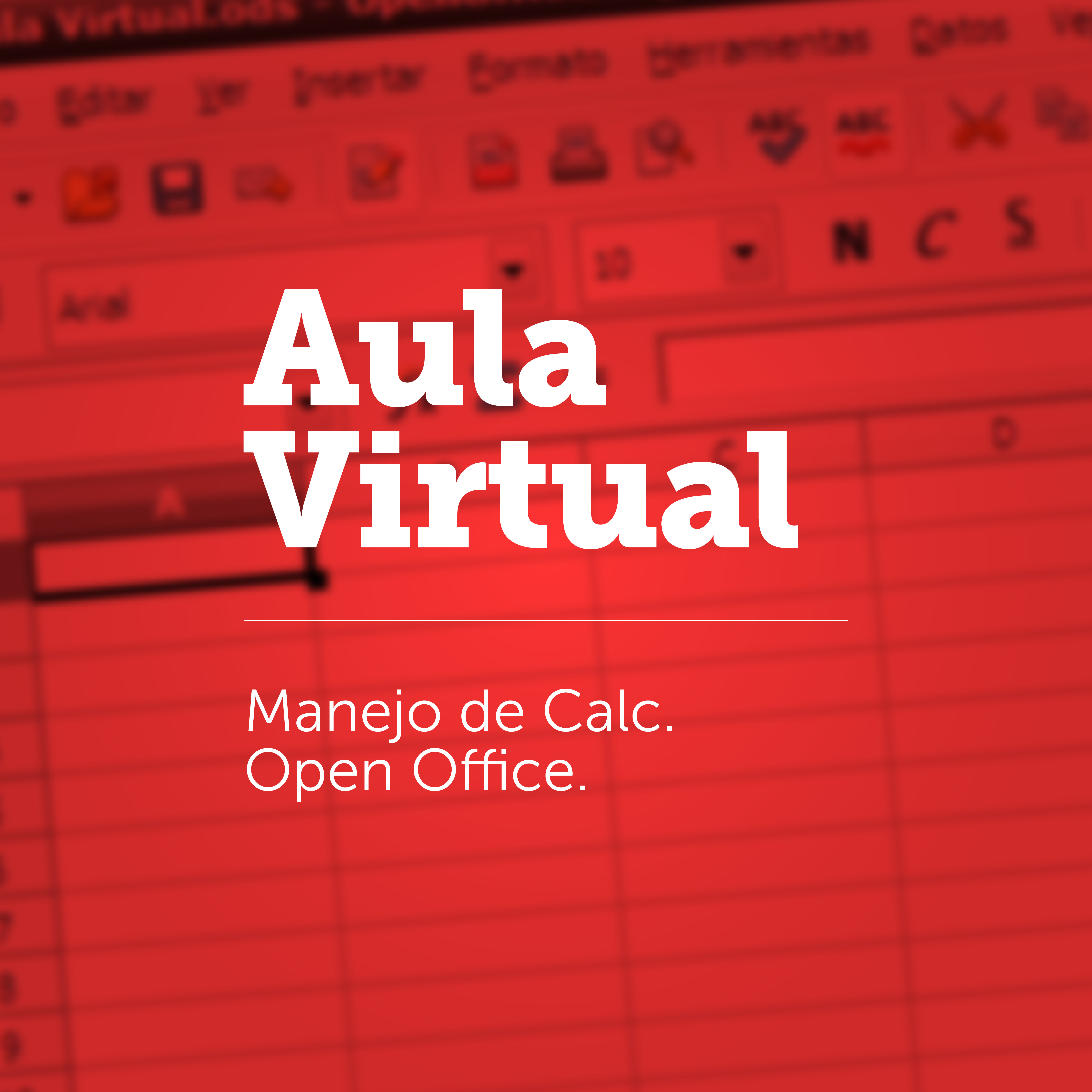 Manejo de CALC: Open Office