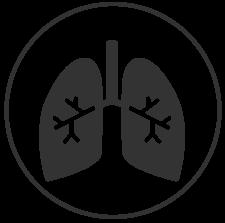 Icono dificultad respiratoria