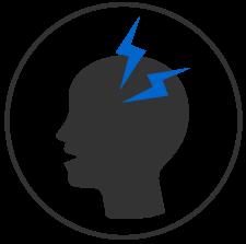 Icono dolor de cabeza
