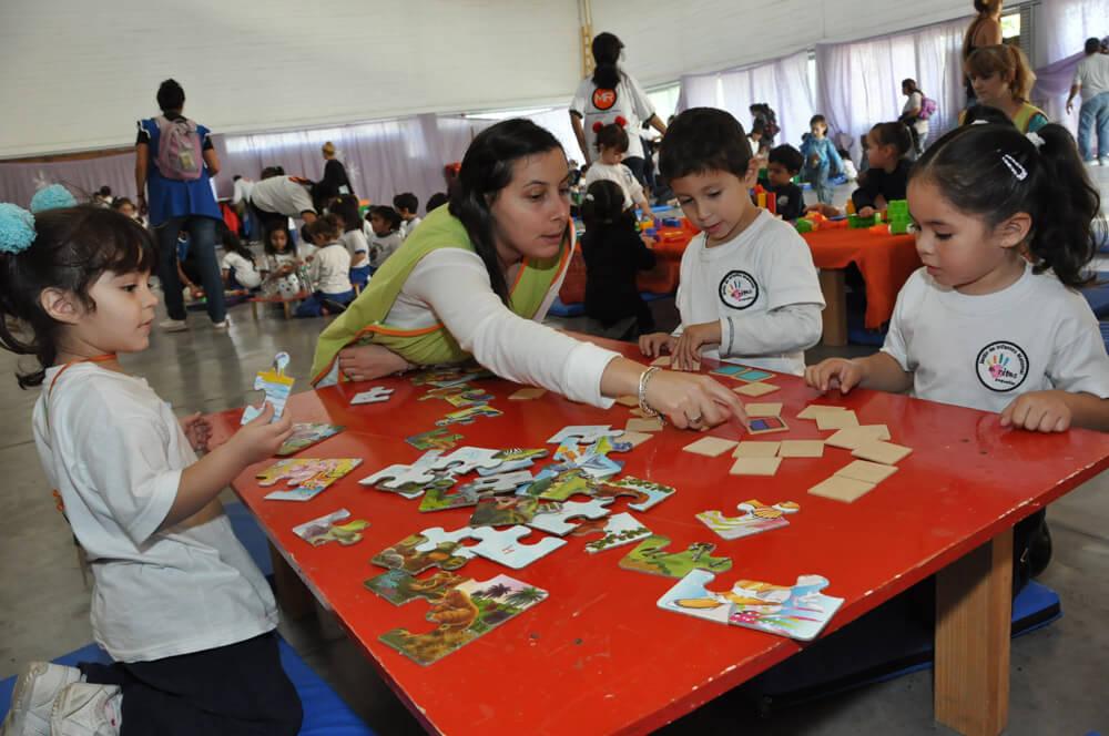 Jardines de infantes for Jardin de infantes