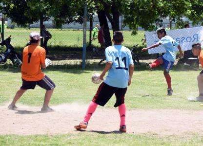 100% Fútbol en el Polideportivo 7 de Septiembre