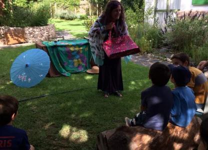 Dos cuentos infantiles: Mi perro Rintintín y Anahí, la nena de rosa