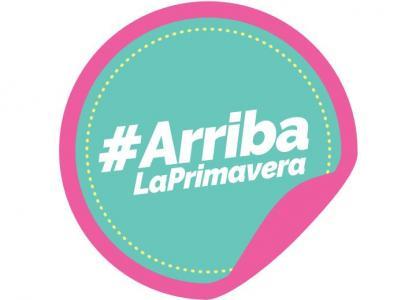 #ArribaLaPrimavera