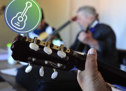 Armonía básica aplicada a la guitarra