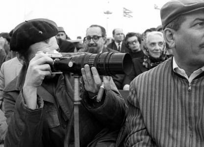 Exposición itinerante: Che fotógrafo