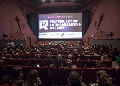 26° Festival de Cine Latinoamericano Rosario