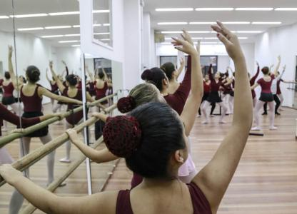 Escuela Municipal de Danzas. Titulares y suplentes para cursado 2021