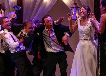 De cómo estar juntos, una comedia de bodas