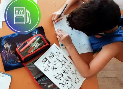 Iniciación al dibujo