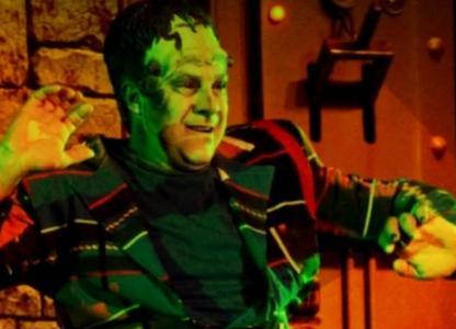 Frankenstein un amigo diferente