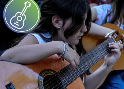 Guitarra. La magia de las 6 cuerdas