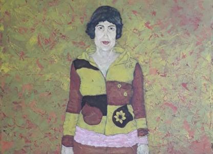Muestra de pinturas de Ariel Gabiniz