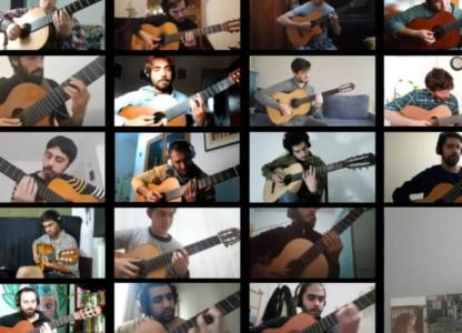 El Quinteto de Guitarras cumple 10 años