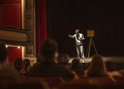La Asociación de Teatros Independientes en La Comedia