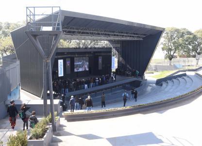 Remodelación del Anfiteatro Municipal