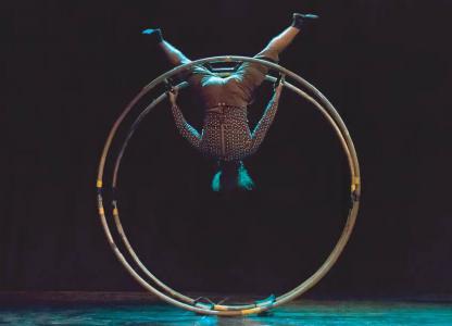 Gala de circo en beneficio de El Birri