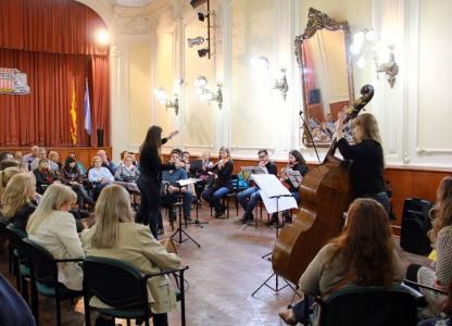 Artes Musicales en vivo: Ciclo Latinoamérica
