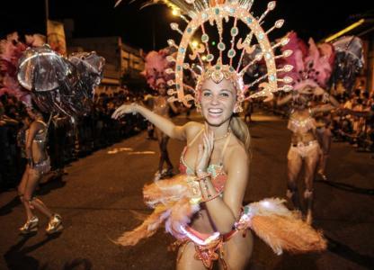 Carnavales en el Distrito Sudoeste