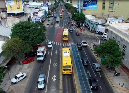 Infraestructura y movilidad