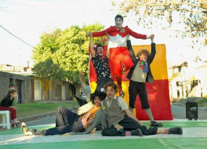 El circo de los hermanos Semaforelli