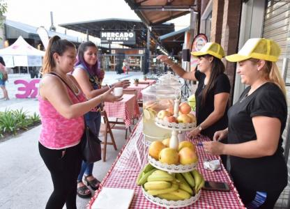 Cocina sustentable en el Mercado del Patio