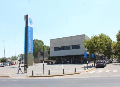 Centro Municipal de Distrito Oeste