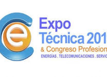 Expo Técnica 2019 y Congreso Profesional