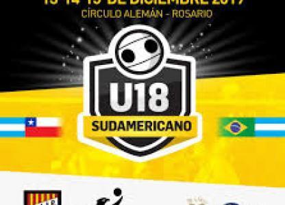 Faustball: Sudamericano U18 de selecciones y clubes en Círculo Alemán