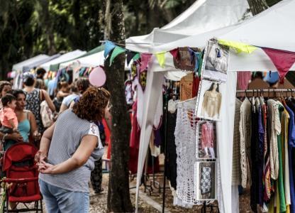 Feria ecológica Costa Alta