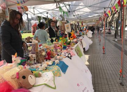 Feria Ecológica - Plaza San Martín
