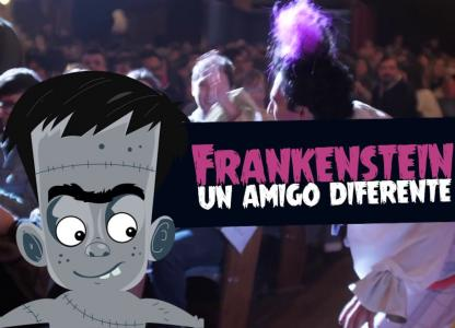 Frankenstein, un amigo diferente