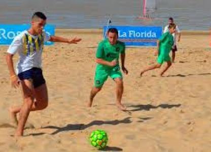 Torneo Argentino de fútbol playa