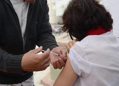 Vacunación de adultos