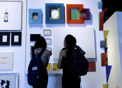 MicroFeria de Arte Rosario