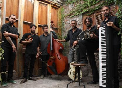 Orquesta Municipal de Tango de Cañada de Gómez. Grupo Esa diablura