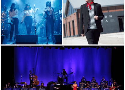 Canciones de Luis Miguel y Sinatra: las voces del siglo XX