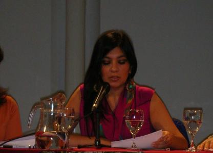 Conferencia de Yanina Andrea Leonardi