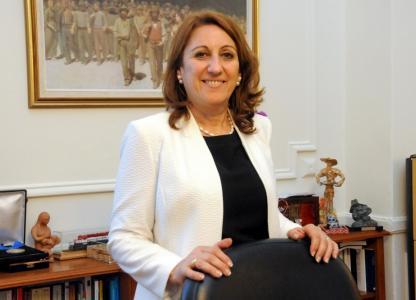 Intendenta Mónica Fein