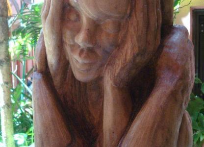 Muestra del Taller de Escultura La Mandarina