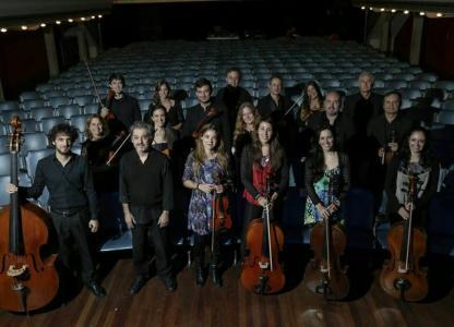 Presentación de la Orquesta de Cámara Municipal