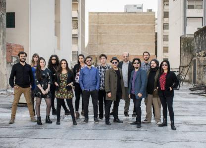 Orquesta Utópica. Grupo Bien Pulenta Trío.