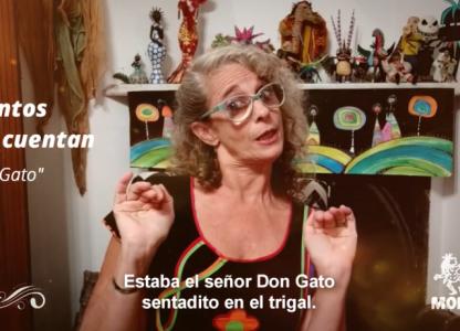 #RosarioEnCasa: una lista de cuentos despierta mundos a través de la palabra