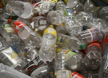 Reciclado botellas