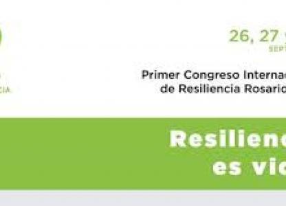1° Congreso Internacional de Resiliencia en Rosario 2019