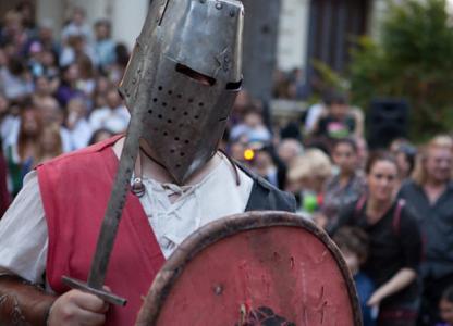VII Encuentro Medieval La Comarca Villa Hortensia