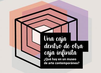 Una caja dentro de otra caja infinita