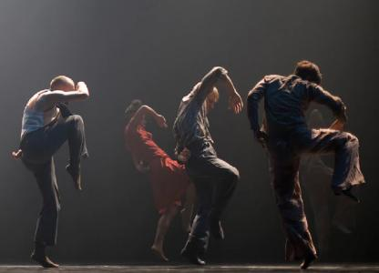 Taller de Montaje Coreográfico: A bailar mi amor 1