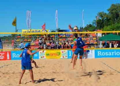 Vóley Playa: Fechas del Rosarino y Santafesino
