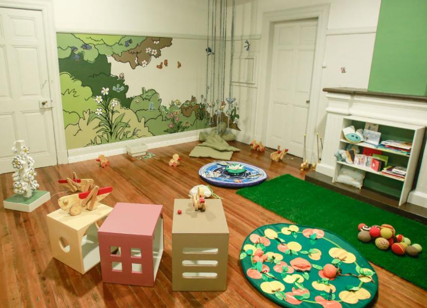 sala de primera infancia