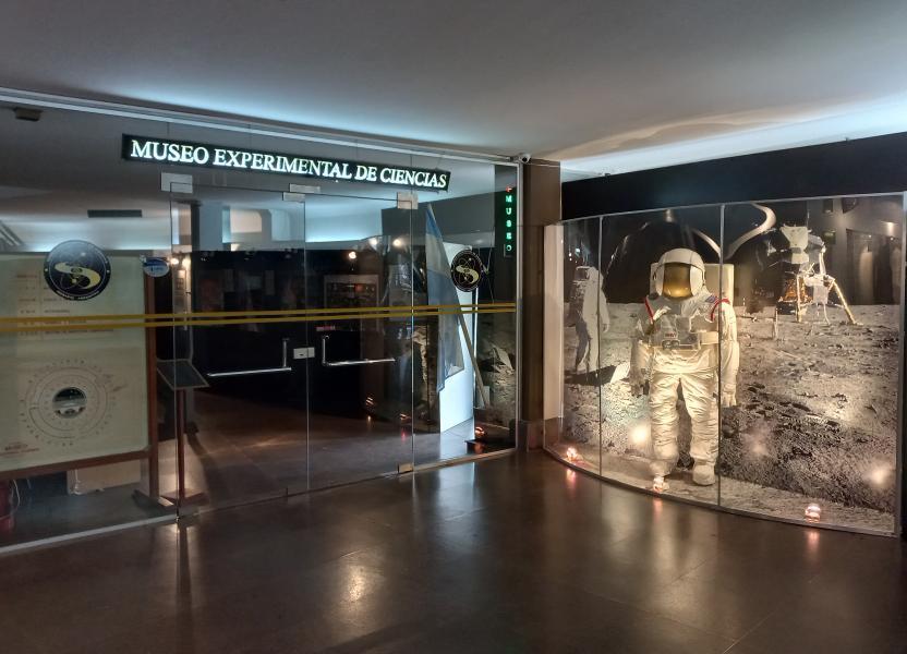 Museo Experimental de Ciencias - CAM